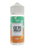 SQZD Fruit Co - Mango Lime E-liquid 120ML Shortfill